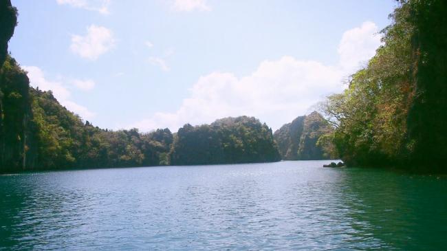 Helemaal in mijn eentje, heerlijk! - El Nido op Palawan