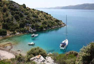 Eilandhoppen in Kroatië