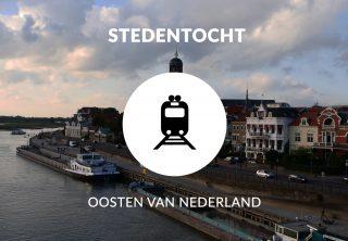 Stedentocht door het oosten: Ontdek Zwolle, Deventer en Arnhem!