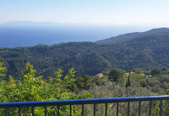 Samos - het dal van de nachtegalen - Griekenland