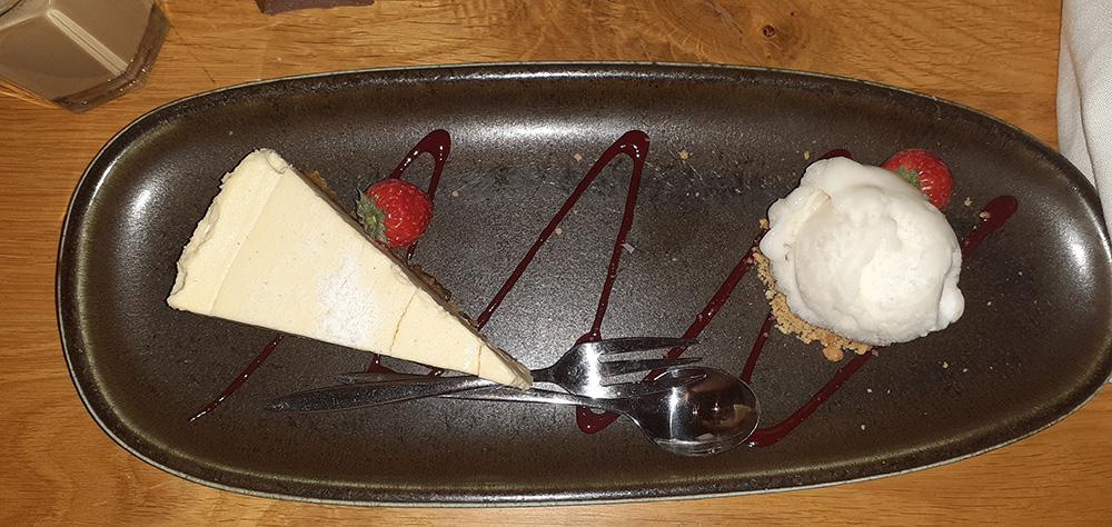 Lemon pie met limoncello-ijs