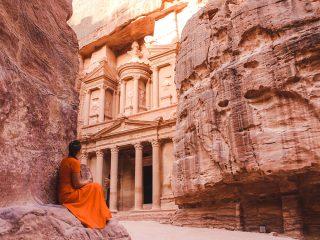 Jordanië, buiten de gebaande paden